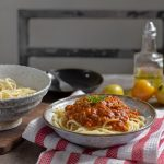 Bolognese sauce from scratch