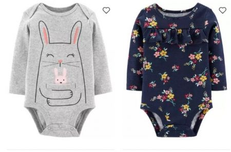 carter's huge sale bodysuits