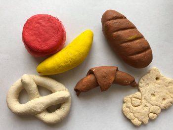 Salt Dough – easy activity for kids
