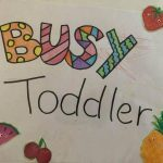 DIY Busy Book for toddler and younger kids
