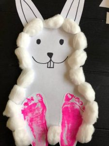 girl bunny diy