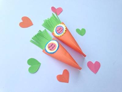 carrot treat box