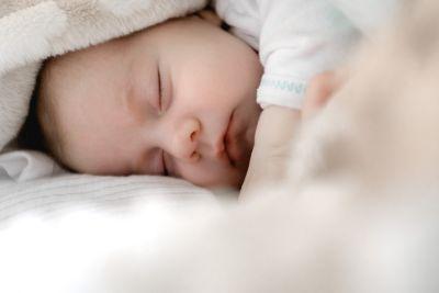 sleeping baby stop nursing at night