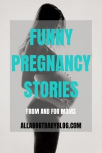 funny pregnancy stories