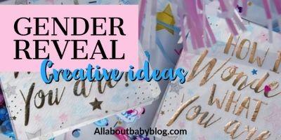 10 Creative gender reveal ideas