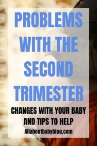 Second trimester changes and what to do
