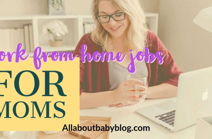 27 Work from home jobs for moms (that are legit)