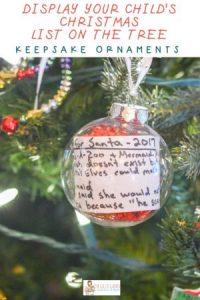 DIY ornament wishlist