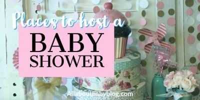 19 creative places to have baby showers