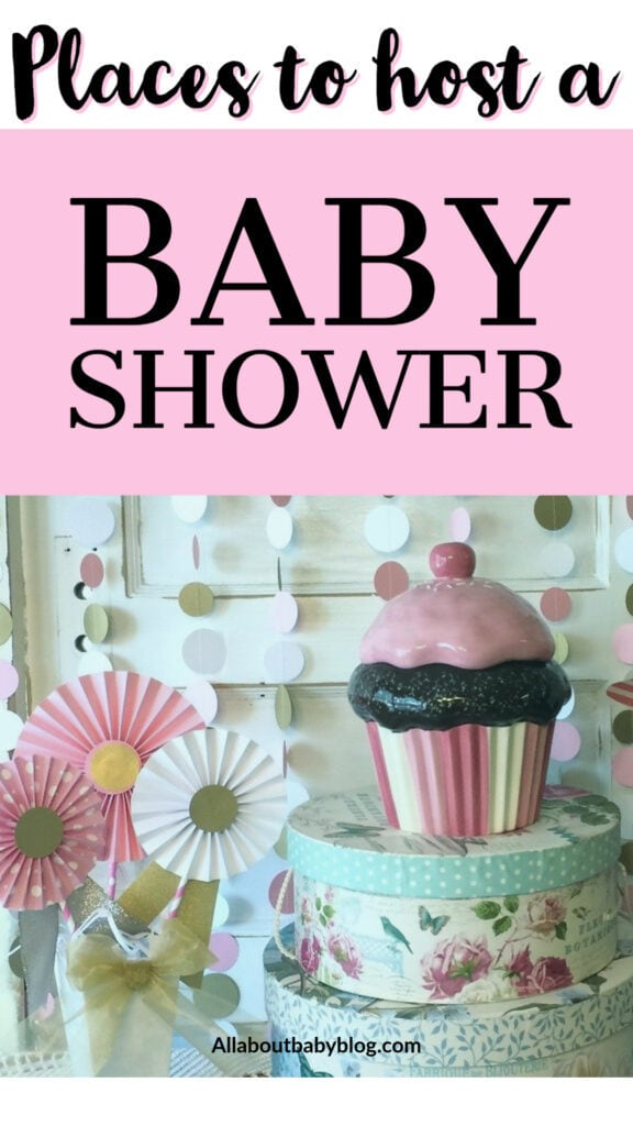 19 creative places to host a baby shower
