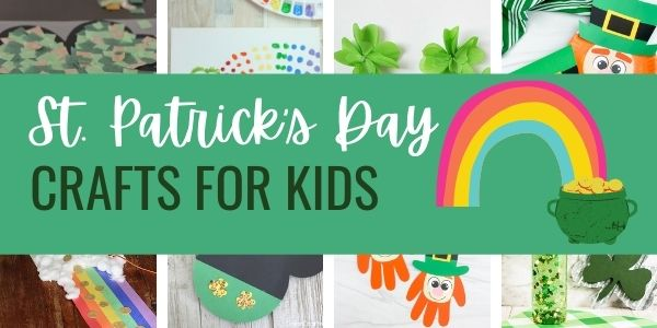 Craft projects for St. Patrick's Day