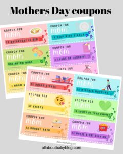 free mothers day coupons to download