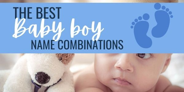 name combinations for boys
